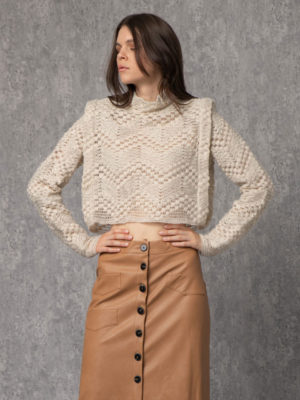 Arpyes Peggy Knit Beige