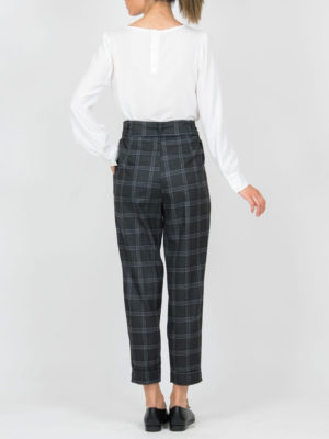 Chaton Plaid Pants