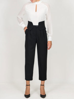 Chaton Trousers Black
