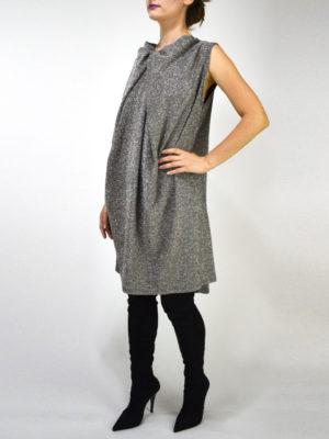 Ofilia's Silver Dress