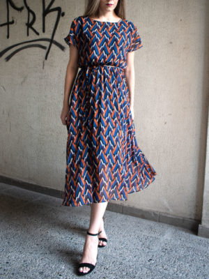 Orion London Miu Dress