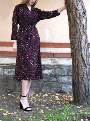 See U Soon Animal Print Dress