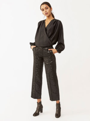 Twist & Tango Ingrid Jaqcuard Trousers