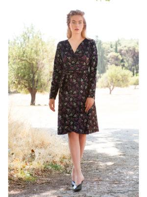 Ananke Cranea Velvet Dress