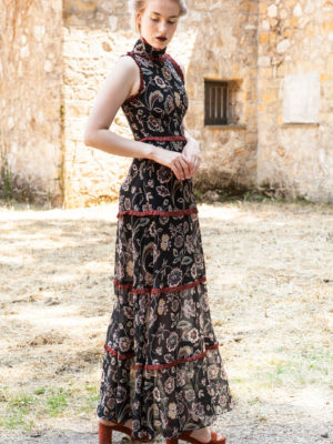 Ananke Daphne Ruffled Dress
