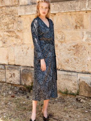 Ananke Ida Kimono Dress