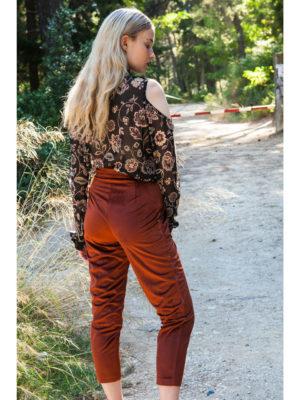 Ananke Libya Velvet Pants