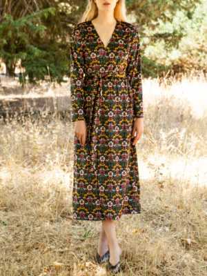 Ananke Morea Kimono Dress