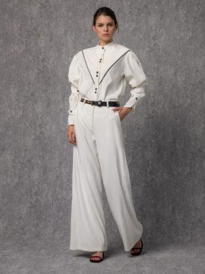 "Arpyes ""iman"" Pants White"