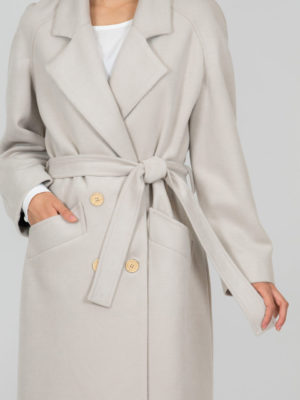 Chaton Coat Vanilla