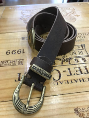 "Individual ""The message"" Belt"