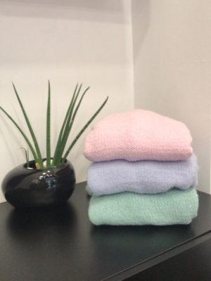 Milkwhite Sweater Baby Pink