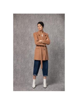 Arpyes Angelica Camel Outwear