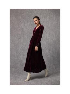 Arpyes Cheryl Dress Mauve