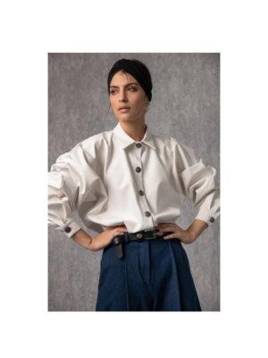 Arpyes Farrah Shirt White