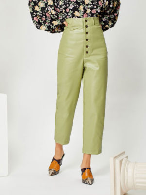 Ghospell Clay Green Trousers