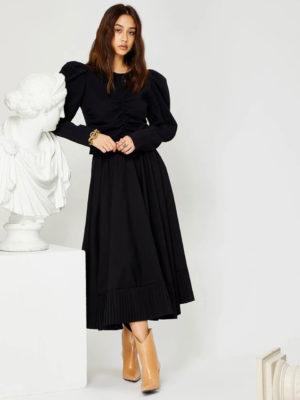 Ghospell Midi Skirt