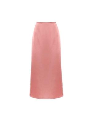 Milkwhite Peach Skirt