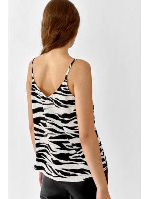 Twist & Tango Cleo Top Zebra