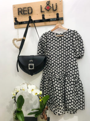 Milkwhite Daisy Dress