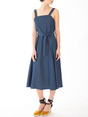 Chaton Τζιν Φόρεμα