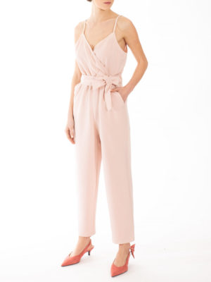Chaton Jumpsuit Dusty Pink