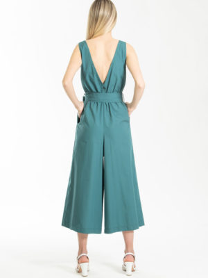 Chaton Jumpsuit Green