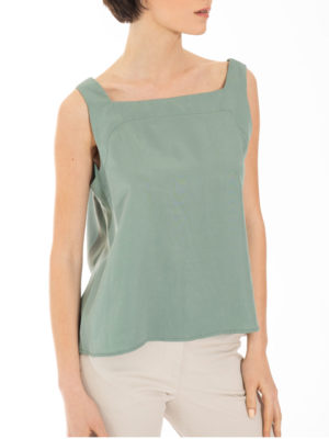 Chaton Legend Sleeveless Top