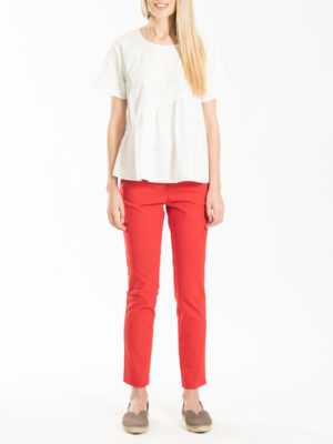 Chaton Red Trousers