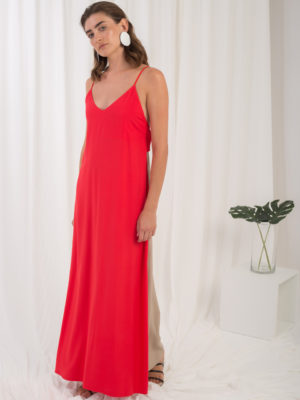 Ofilia's Color Blocked Dress