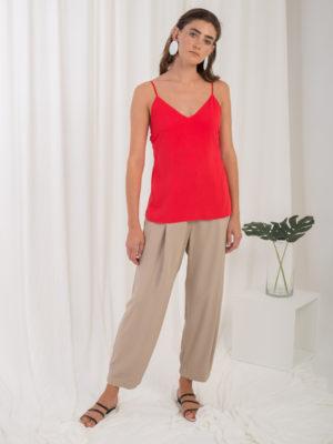 Ofilia's Elastic Cuff Pants