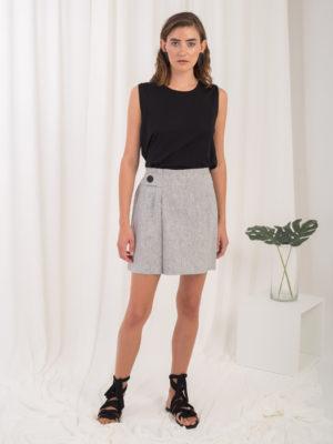 Ofilia's Folded Shorts