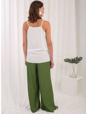 Ofilia's Wide Leg Pants