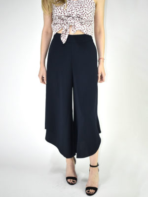 Orion London Ellen Navy Trousers