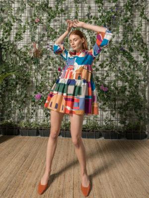THE KNLs Giornata Dress Isla