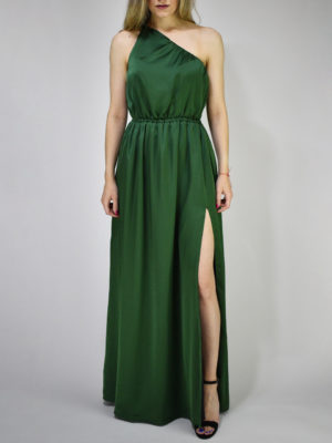 THE KNLs Green Dress