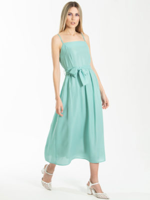 Chaton Gilda Dress Mint
