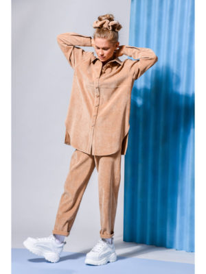 Arpyes Onyx Trousers Beige
