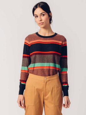 Iradi Sweater Striped
