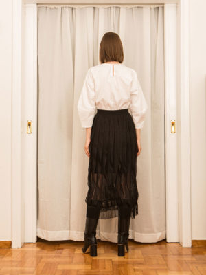 Ofilia's Lace Skirt