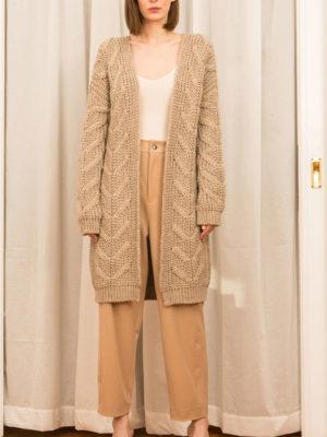 Ofilia's Wool Blend Jacket