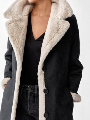 Twist & Tango Serafia Shearling Coat