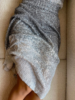 Twist & Tango Tracy Skirt Fading Silver
