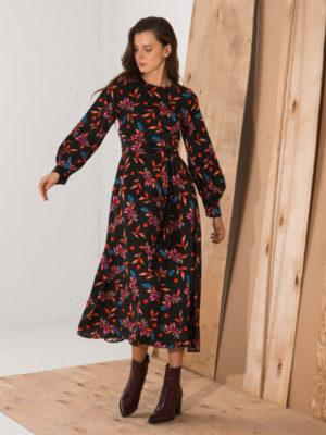 Ananke Emelyne Long Sleeve Dress