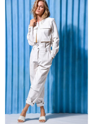 Arpyes Sapphire Pants White