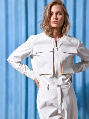 Arpyes Sapphire Shirt White