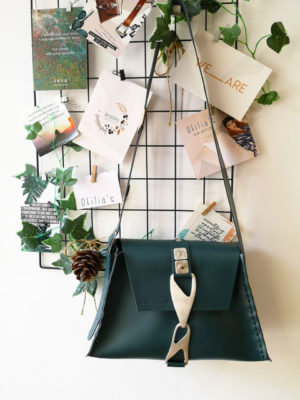 Individual Be The One Bag Green