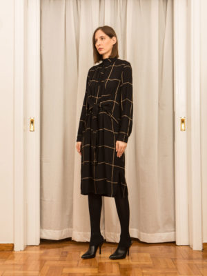 Ofilia's Check Dress