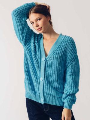 Skfk Adane Sweater Blue