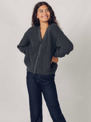Skfk Adane Sweater Dark Blue